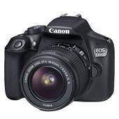 Canon EOS 1300D Digital SLR + EF-S 18-55mm f/3.5-5.6 IS II Lens
