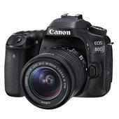 Canon EOS 80D Digital SLR + EF-S 18-55mm f/3.5-5.6 IS STM Lens