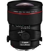 Canon TS-E 24mm f3.5L Mk II Lens