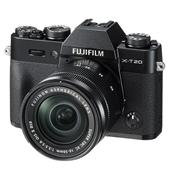 Fujifilm X-T20 Mirrorless Camera in Black + 16-50mm Lens