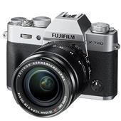 Fujifilm X-T20 Mirrorless Camera in Silver + 18-55mm Lens