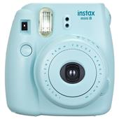 INSTAX Instax Mini 8 Instant Camera in Blue + 10 shots