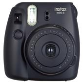 INSTAX Instax Mini 8 Instant Camera in Black + 10 Shots