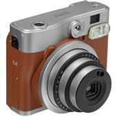 INSTAX Instax Mini 90 Instant Camera in Brown +10 Shots