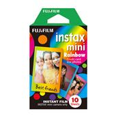 Fujifilm Instax Mini Film 10 shots - Rainbow