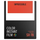 Impossible Project Polaroid Colour Film For Polaroid SX70