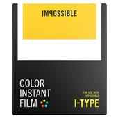 Impossible Project Polaroid I-type Colour Instant Film