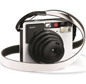 Leica Strap for Leica Sofort Instant Camera - White/Black