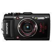 Olympus Tough TG-4 Digital Camera in Black