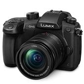 Panasonic Lumix DMC-GH5 Mirrorless Camera + Lumix 12-60mm f/3.5-5.6 Lens