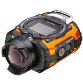 Ricoh WG-M1 Action Cam in Orange