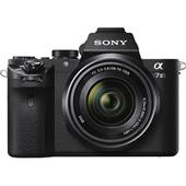 Sony Alpha a7 MKII Compact System Camera + 28-70mm Lens