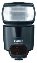 A picture of Canon Speedlite 430EX