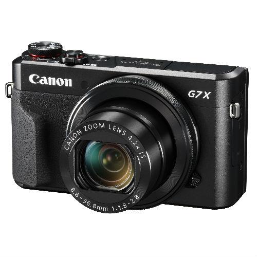A picture of Canon PowerShot G7 X Mark II Digital Camera - EX DISPLAY
