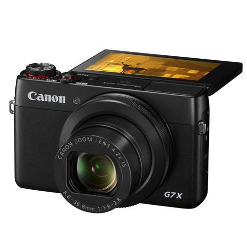 A picture of Canon PowerShot G7 X Digital Camera