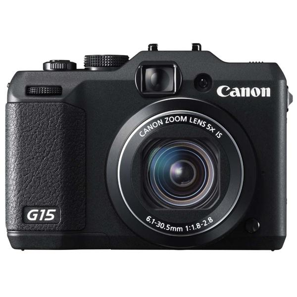 A picture of Canon PowerShot G15 Digital Camera
