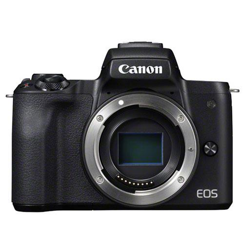 A picture of Canon EOS M50 Mirrorless Camera Body