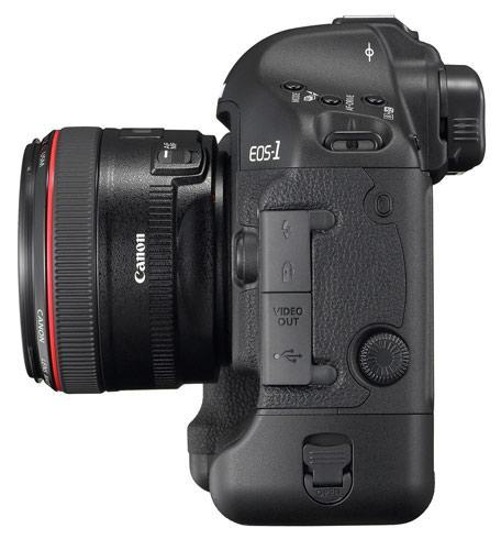 A picture of Canon EOS 1D Mk III (Body Only)