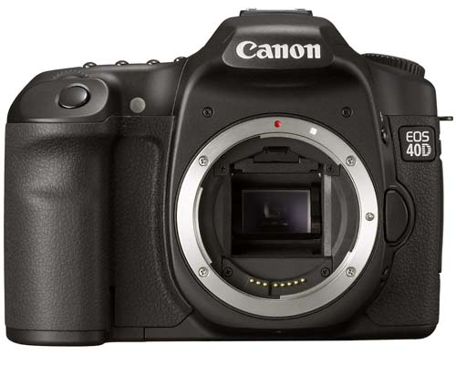 A picture of Canon EOS 40D Body