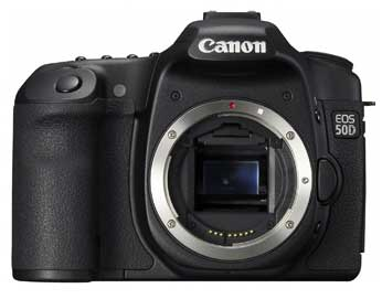 A picture of Canon EOS 50D Body