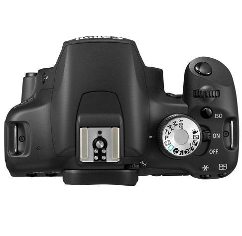 A picture of Canon EOS 500D Body