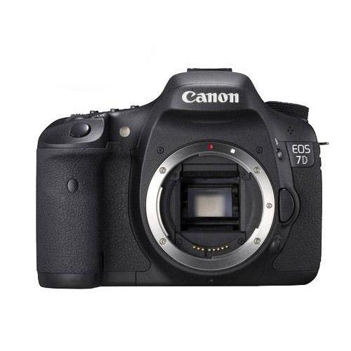 Canon EOS 7D 18MP Digital Camera