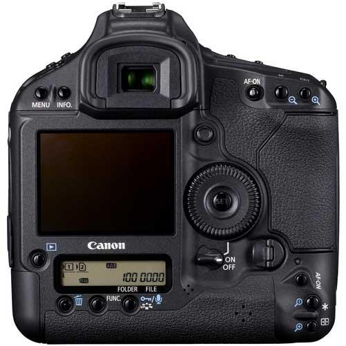 A picture of Canon EOS 1D Mk IV Body