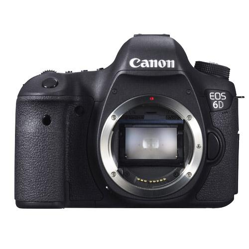 A picture of Canon EOS 6D Digital SLR Camera Body Only