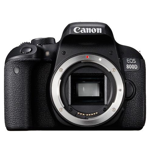 A picture of Canon EOS 800D Digital SLR Body