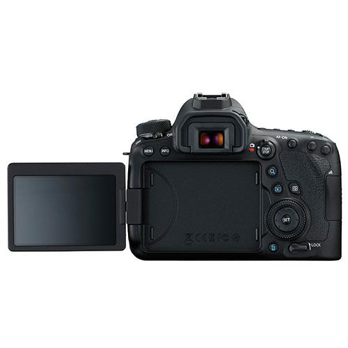 A picture of Canon EOS 6D Mark II Digital SLR Body