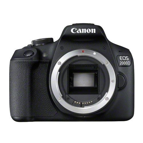 A picture of Canon EOS 2000D Digital SLR Body