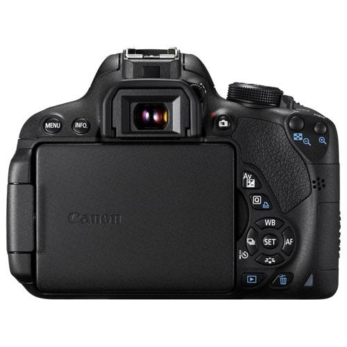 A picture of Canon EOS 700D Digital SLR Camera Body