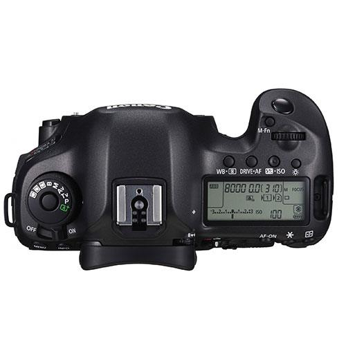 A picture of Canon EOS 5DS R Digital SLR Body