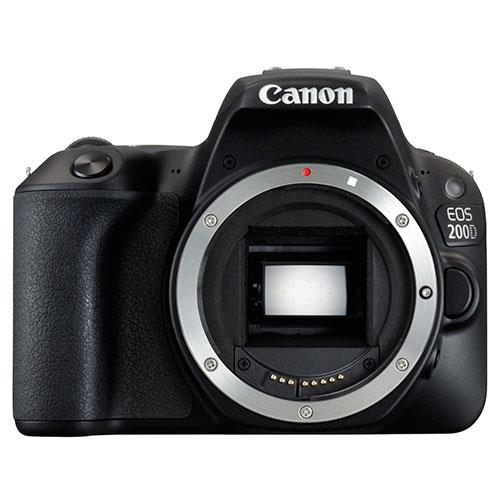 A picture of Canon EOS 200D DSLR Body
