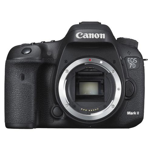 A picture of Canon EOS 7D Mark II Digital SLR Body