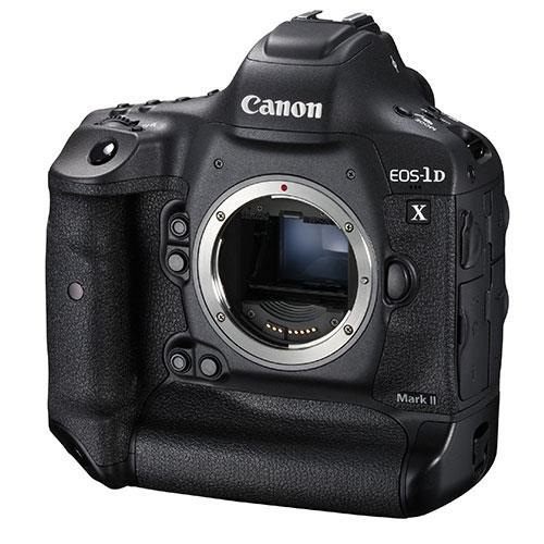 A picture of Canon EOS-1D X Mark II DSLR Camera Body