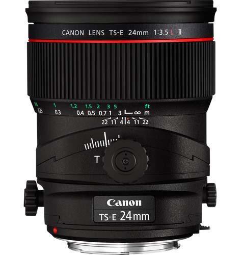 A picture of Canon TS-E 24mm f3.5L Mk II Lens