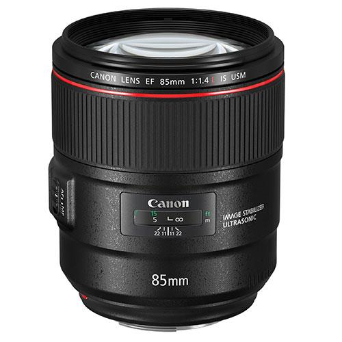 A picture of Canon EF 85mm f/1.4L IS USM Lens