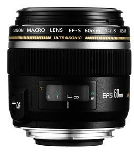 A picture of Canon EF-S 60mm f/2.8 Macro USM Lens