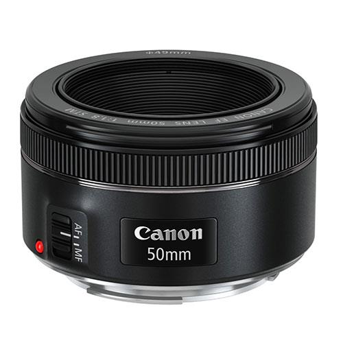 A picture of Canon EF 50mm f/1.8 STM Lens