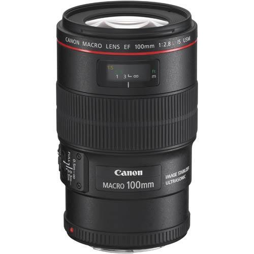 A picture of Canon EF 100mm f2.8L Macro IS USM Lens