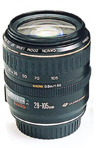 A picture of CANON EF 28-105mm f/3.5-4.5 USM