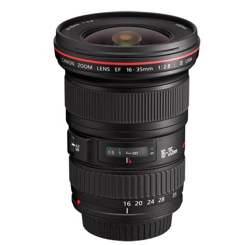 A picture of Canon EF 16-35mm f/2.8L II USM