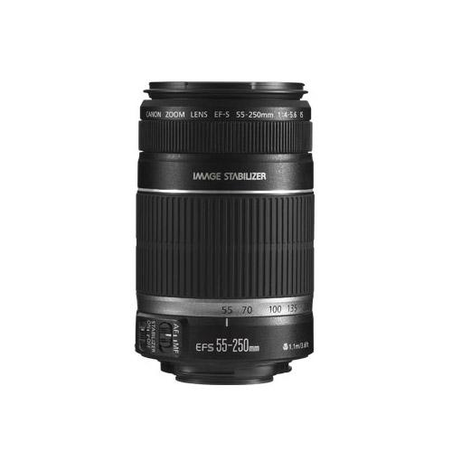 A picture of Canon EF-S 55-250mm f/4-5.6 IS