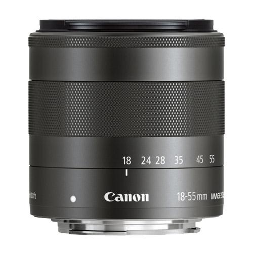 A picture of Canon EF-M 18-55mm f/3.5-5.6 IS STM Lens
