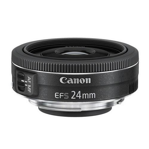 A picture of Canon EF-S 24mm f/2.8 STM Lens