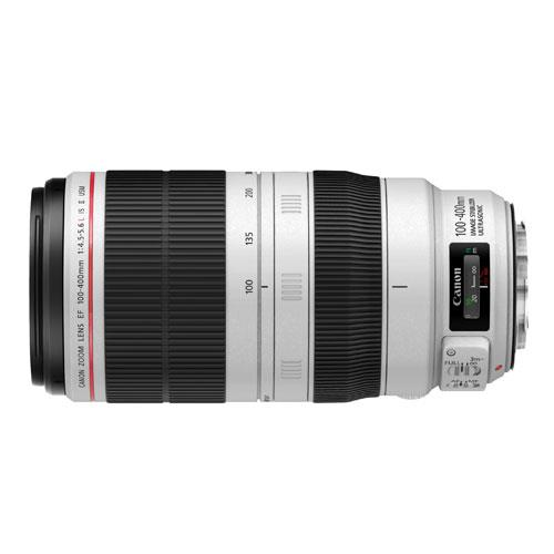 A picture of Canon EF 100-400mm f/4.5-5.6L IS MKII Lens