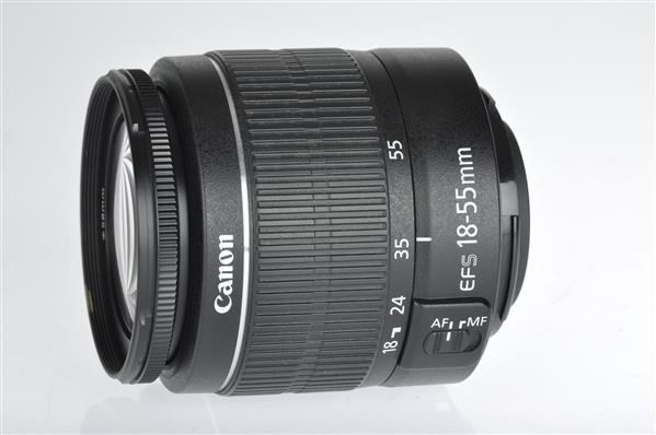 A picture of Canon EF-S 18-55mm f/3.5-5.6 III