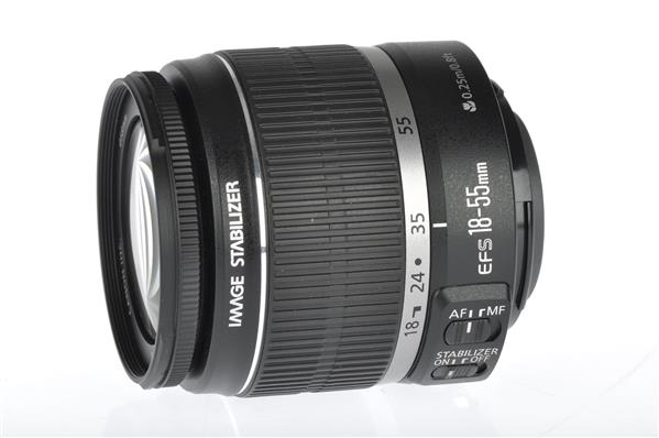 A picture of Canon EF-S 18-55mm f/3.5-5.6 IS