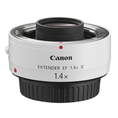 A picture of Canon EF Extender 1.4x III